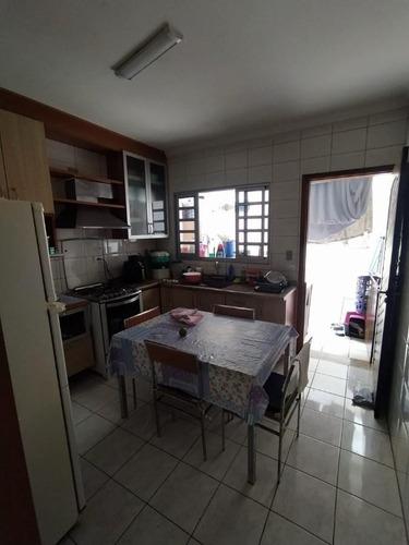 Imagem 1 de 15 de Sobrado Para Venda Por R$520.000,00 Com 115m², 3 Dormitórios, 1 Suite E 2 Vagas - Parque Boturussu, São Paulo / Sp - Bdi35739