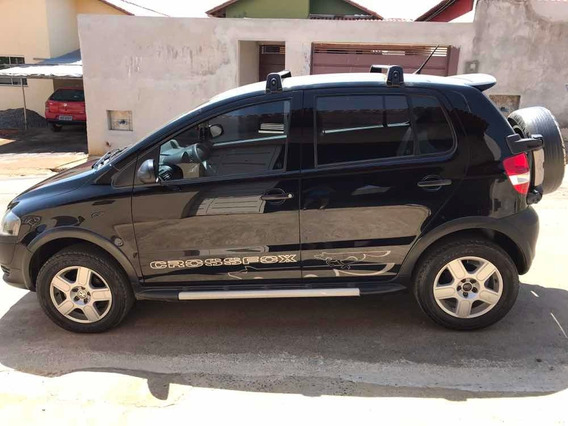 Volkswagen Crossfox 1.6 Total Flex 5p 2009