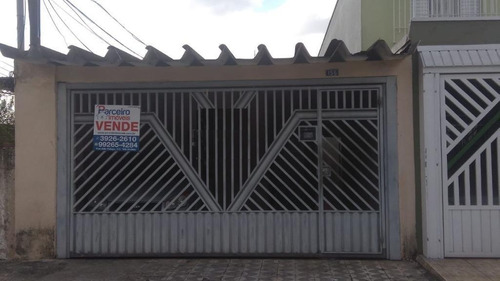 Imagem 1 de 14 de Casa Com 3 Dormitórios À Venda, 100 M² Por R$ 328.000,00 - Jardim Nove De Julho - São Paulo/sp - Ca0428