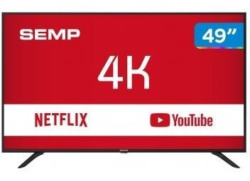 Smart Tv 4k Led 49 Semp