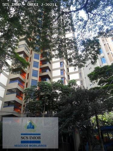 Apartamento Para Venda Em Santo André, Jardim, 3 Dormitórios, 1 Suíte, 4 Banheiros, 2 Vagas - 808_2-890615
