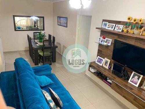 Imagem 1 de 14 de Apartamento Com 2 Dormitórios À Venda, 67 M² Por R$ 245.000,00 - Suíço - São Bernardo Do Campo/sp - Ap1658