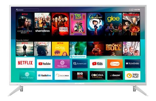 Smart Tv Hyundai 32  Pantalla Led Hd Linux Audio Dolby