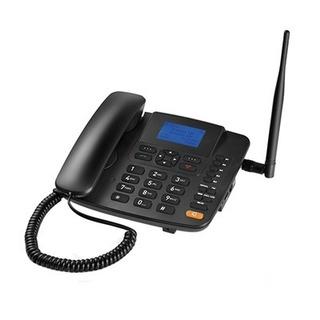 Telefone Mesa Celular Fixo Função Modem 3g Internet Chácara