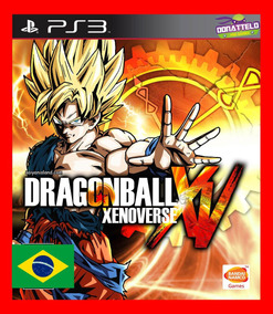 Dragon Ball Xenoverse Ps3 Psn Portugues Br