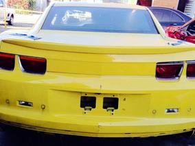 Gm Camaro Ss 2012 Sucata Para Peças