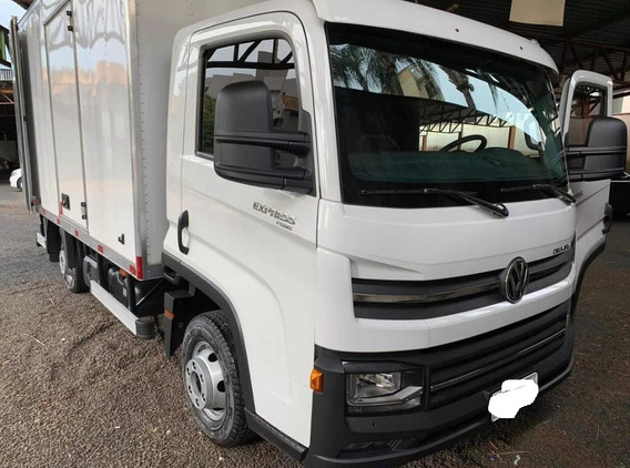 Vw Delivery Express Prime 2017