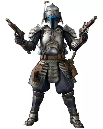 Jango Fett Ronin Star Wars Meisho Movie Realization