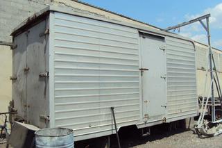 Furgón Camión Ford Cargo 815 Usado