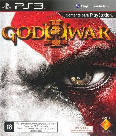 God Of War 3 (mídia Física) - Ps3