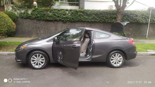 Imagen 1 de 14 de Honda Civic Coupe2012 Usado