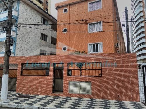 Imagem 1 de 11 de Ap01073 Apartamento Venda Canto Do Forte, Praia Grande Sp
