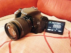 Camera Dslr T3i Canon 600d