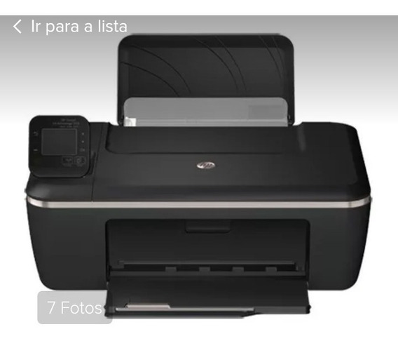 Impressora E Scanner Hp Deskjet Ink Advantage 3516 E-all-in-
