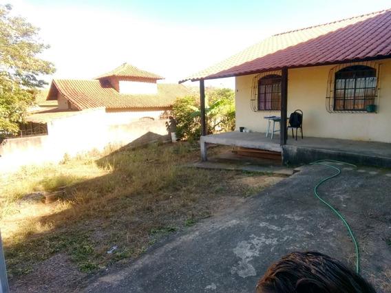 Casa De 2 Quartos Em Lote De 382m² No Bairro Canaã, Em Bh. - 7617