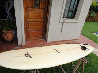 Tabla De Surf Longboard Conosur By Steve Wilson