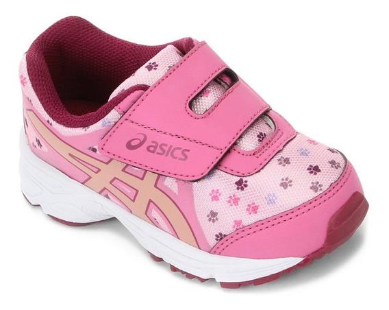 Tênis Asics Infantil Sugar Baby 3 Ts - Rosa