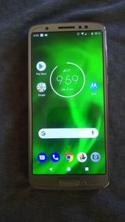 Motorola Moto G6 Ram 3gb Memoria 32gb Dual Sim 4g Lte