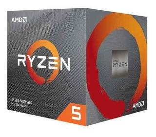 Procesador Amd Ryzen 5 3600x 3.8ghz + Wraith Spire - Dixit