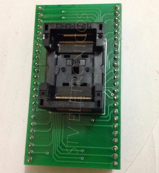 Adaptador Tsop48 Dip48 Xeltek Superpro Tnm5000 Rt809h Vp