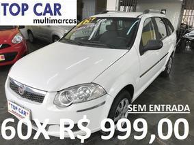 Fiat Palio Wekeend Att. 1.4 2013 - Parcelas De R$ 999,00