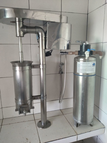 Máquina E Filtro De Açaí