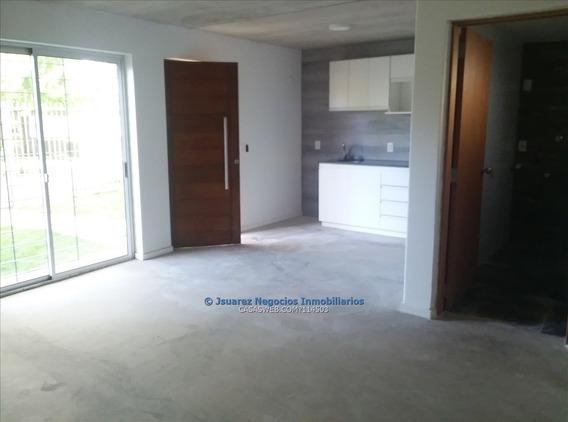 J.s. Duplex Alquiler, 2 Dormitorios, Malvin Norte