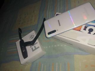 Celular Samsung A50 + Relógio Galaxy Fit