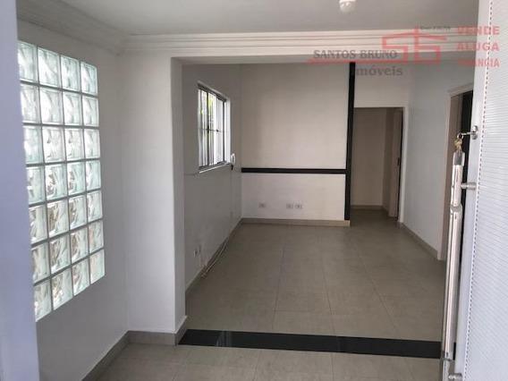 Casa Para Alugar, 100 M² Por R$ 2.800,00/mês - Freguesia Do Ó - São Paulo/sp - Ca0391