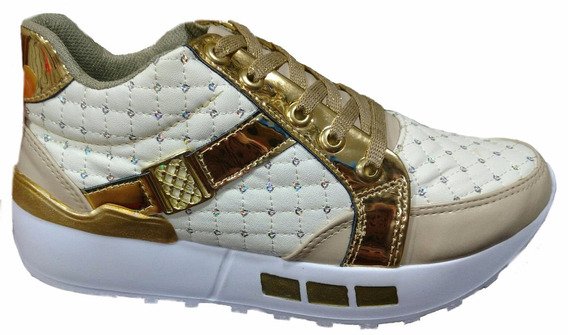 Zapatos Juveniles Para Chicas Calzado Deportivo Envío Gratis