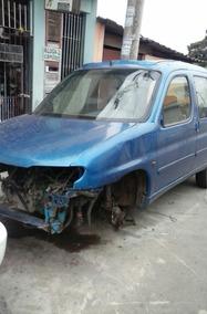 Citroën Berlingo 1999 Sucata Baixada Para Retirar Peças