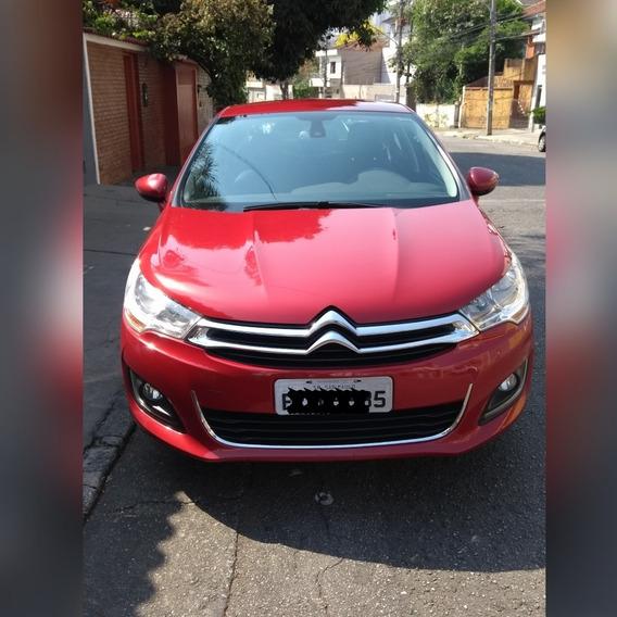 Citroën C4 2.0 Tendance Flex Aut. 4p 2014