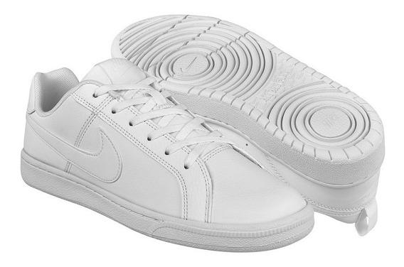 Tenis Casuales Para Joven Nike 833535102 Blanco