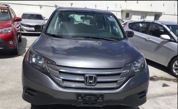 Honda Crv 2013 Recién Importada Financiamiento Disponible