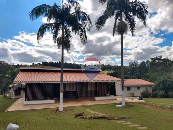 Chácara Com 3 Dormitórios Para Alugar, 5100 M² Por R$ 3.000,00/mês - Jardim Estância Brasil - Atibaia/sp - Ch0313