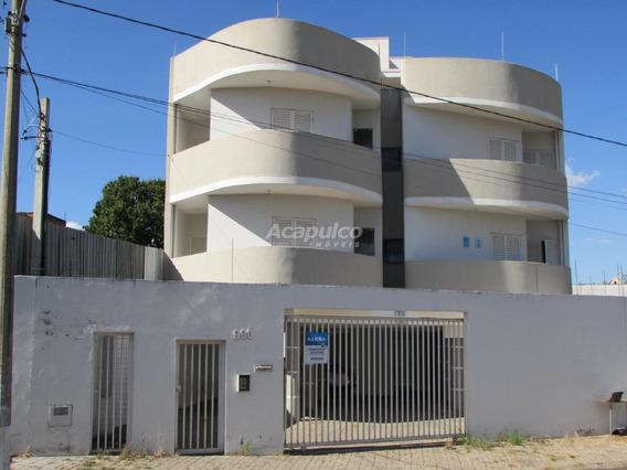 Apartamento Para Aluguel, 2 Quartos, 1 Vaga, Parque Nova Carioba - Americana/sp - 4055