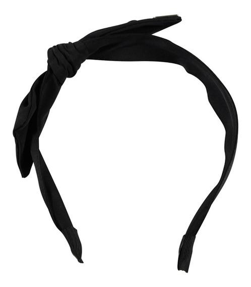 Diadema Mono - Solida - Color Negro