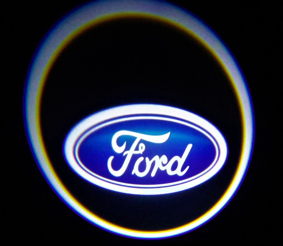 Projetor Led Logotipo Ford