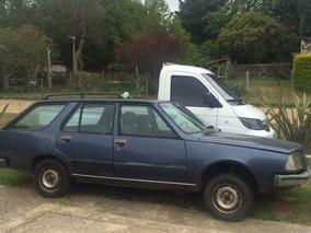 Renault R18 Rts Break 1991