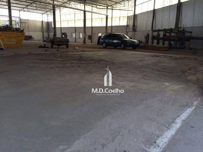 Galpão Para Alugar, 2100 M² Por R$ 18.000/mês - Cidade Industrial Satélite De São Paulo - Guarulhos/sp - Ga0145