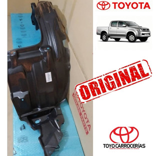 Guardapolvo Hilux 2006 2007 2008 2009 2010 2011 Original