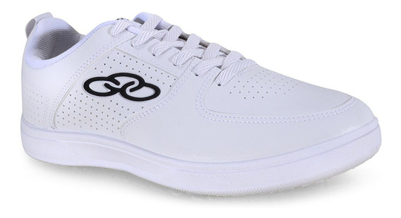 Tênis Olympikus Drift Preto Ou Branco Black Or White -30% Off Promoção Imperdivel Últimas Unidades