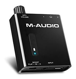 Maudio Bass Traveler | Amplificador De Auricul