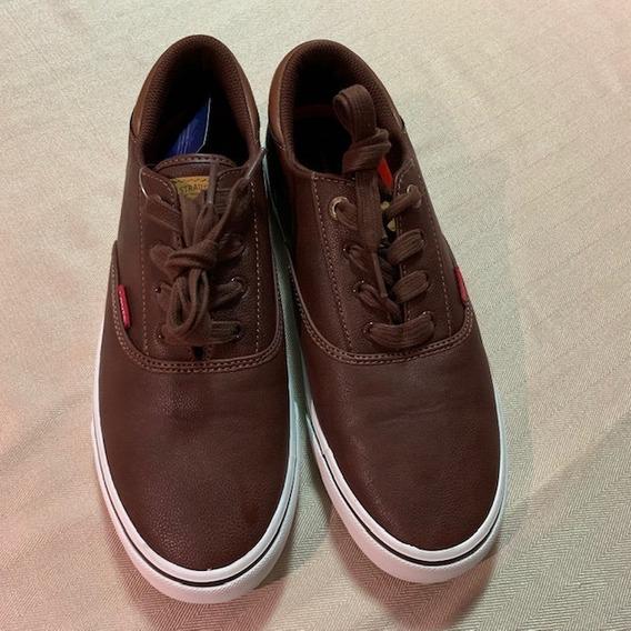 Zapatos Levis De Hombre Talla 8.5 100% Originales