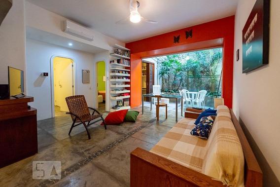 Apartamento Para Aluguel - Leblon, 2 Quartos, 80 - 893117042
