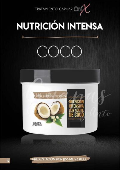 Nutrición Coco Ónix Reparacion Intensa X 500 Gramos