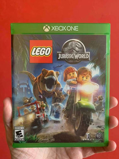 Lego Jurassic World - Xbox One Original