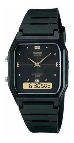 Promoção 24hs Relógio Casio Aw-48he-1av