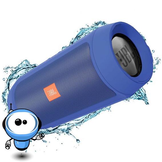 P O T E N T E Modelo Jbl Bluetooth Usb Radio + Resiste Agua