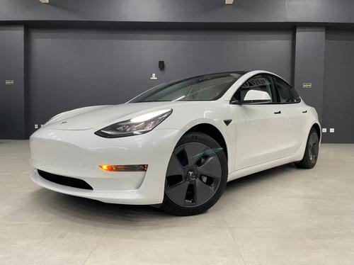 Imagem 1 de 15 de Tesla Model 3 Standard Branco 2020/2021